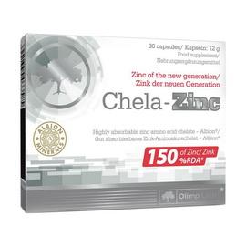 Chela-Cynk (30 caps)