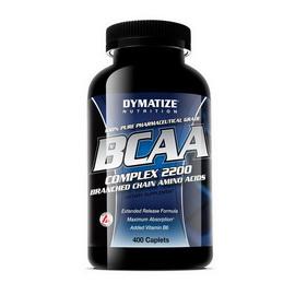 BCAA Complex 2200 (400 caps)