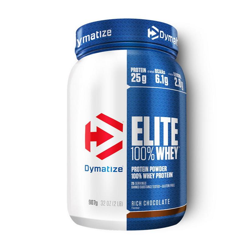 Elite 100% Whey Protein (907-930 g)