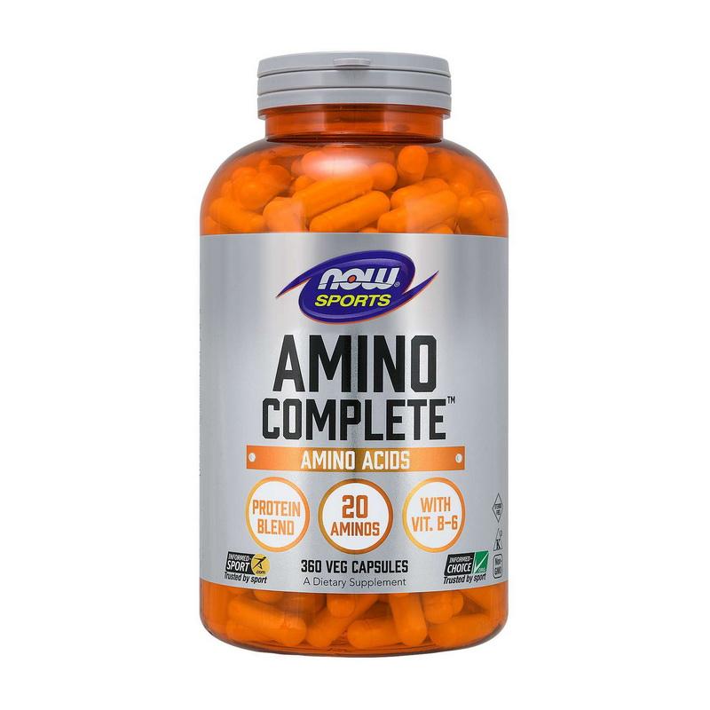 Amino Complete (360 caps)