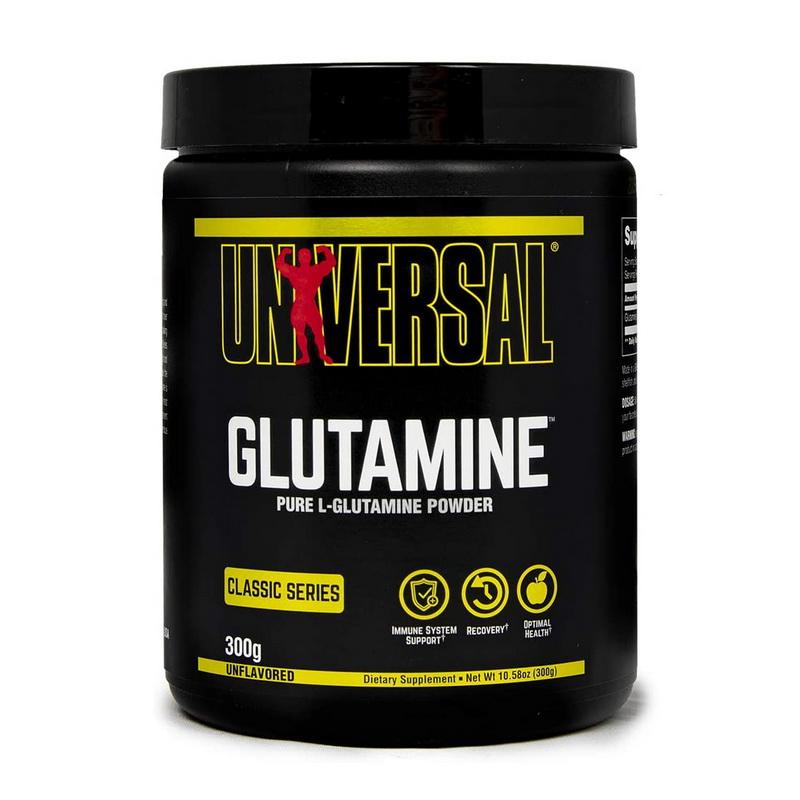 Glutamine Powder Unflavored (300 g)